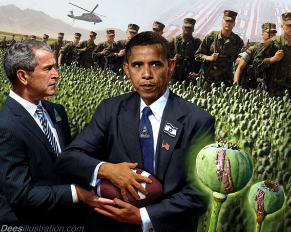 Obama World's largest drug dealer