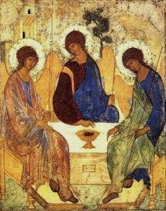 trinity by rublev