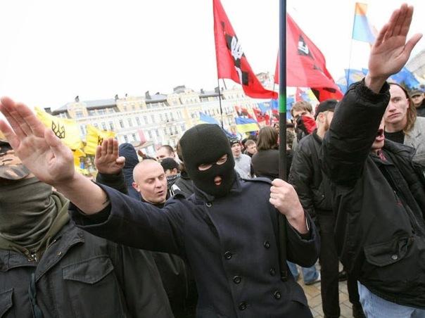ukro-nazis kiev fascists