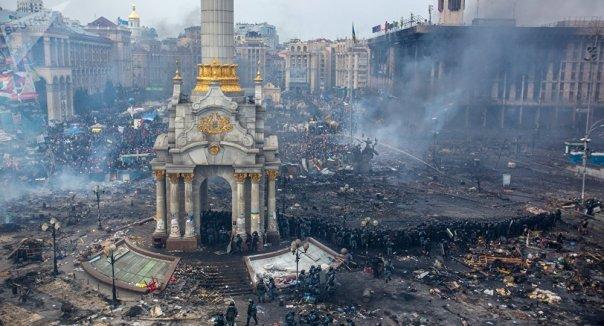 Ukraine Kiev Maidan