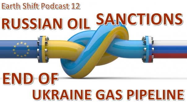 ESP12 RUSSIAN OIL SANCTIONS & END OF UKRAINE'S GAS PIPELINE